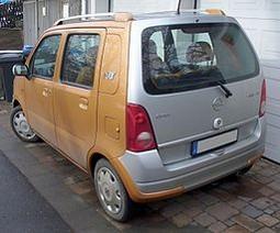 Opel Agila A 1.2 Njoy Heck