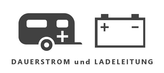 Erweiterung Ladeleitung /& Dauerplus für Elektrosatz//E-Satz 13 polig LKW Anhänger
